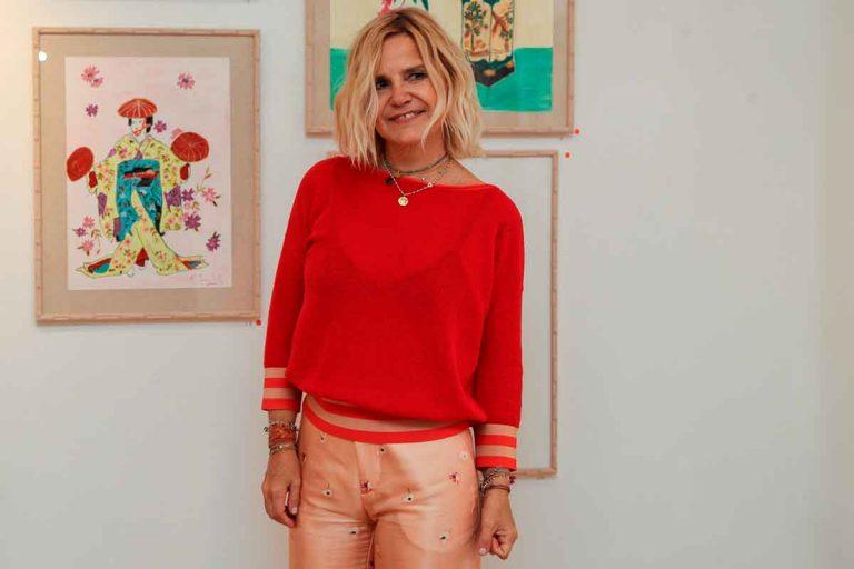 El pantalón de Eugenia Martínez de Irujo que te hace las piernas más largas