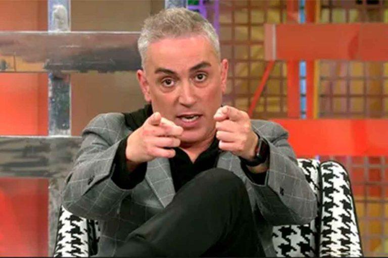 Kiko Hernández estalla contra Antonio David Flores: «Dices que compadreamos. Es mentira»