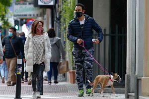 El austero plan de María Patiño con su marido, Ricardo Rodríguez, cuando no está trabajando