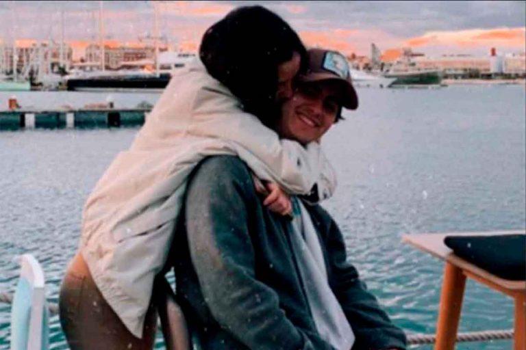 La romántica escapada de Victoria Federica y su novio, Jorge Bárcenas, a Ibiza