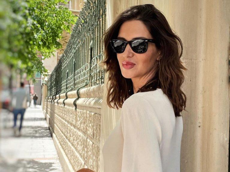Sara Carbonero enamora con el look ibicenco que querrás llevar este verano
