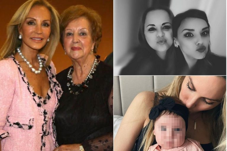 Las tiernas felicitaciones de nuestros famosos por el Día de la Madre