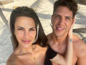 Fin del buen rollo entre Diego Matamoros y Carla Barber