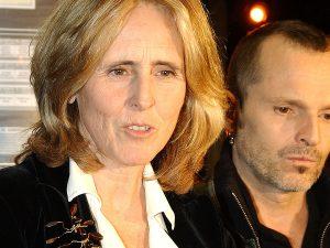 Mercedes Milá pone en duda las adicciones de Miguel Bosé a las drogas