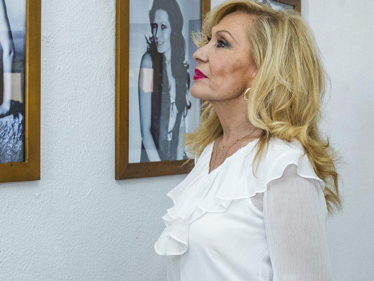 La preocupación de Rosa Benito que le empuja a filtrar su álbum de fotos privado