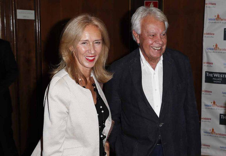 Así es Mar García Vaquero, la mujer que lleva 15 años junto a Felipe González