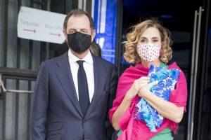 Luis Gasset se pronuncia tras la ruptura con Ágatha Ruiz de la Prada