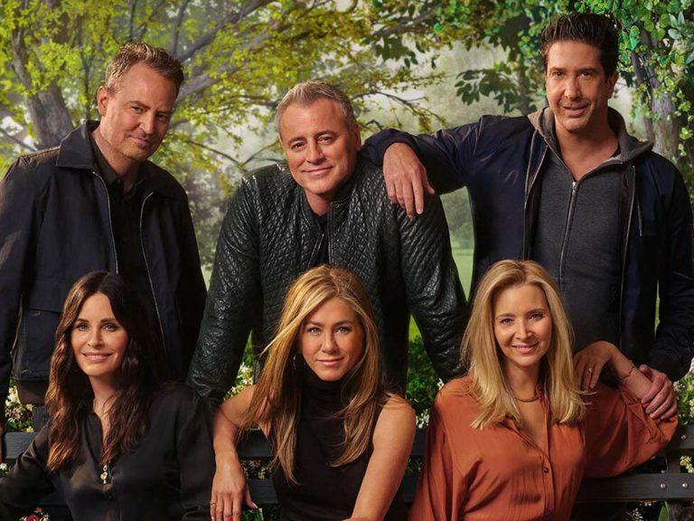 Primer trailer del reencuentro de 'Friends': alucina al comparar cómo han envejecido todos menos Jennifer Aniston