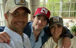 Fernando Verdasco y Ana Boyer «contratan» a Iñigo Onieva, novio de Tamara Falcó, como modelo de su firma de gorras