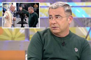Jorge Javier Vázquez expulsa a Kiko Matamoros de plató de 'Sálvame' por defender a Rocío Flores
