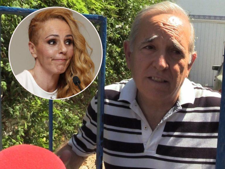 José Antonio Rodríguez se enfrenta así a las duras acusaciones de su sobrina, Rocío Carrasco