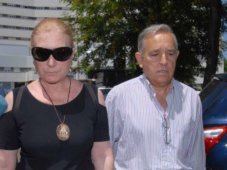 José Antonio Rodríguez y Gloria Mohedano se desmarcan de Rocío Carrasco y gritan su apoyo a Rocío Flores