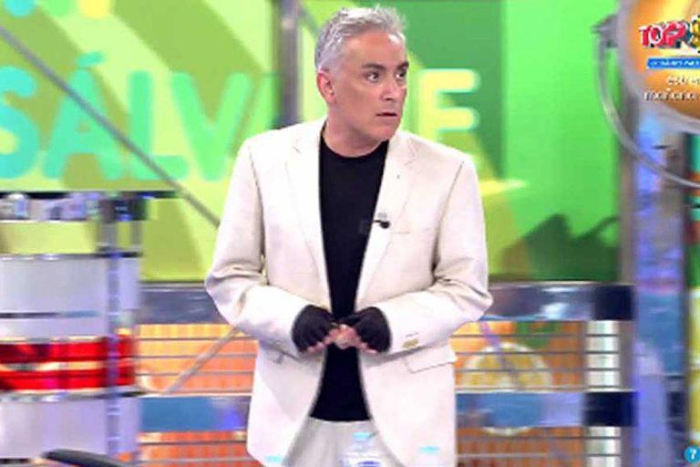 El problema de salud que obliga a Kiko Hernández a llevar guantes en 'Sálvame'