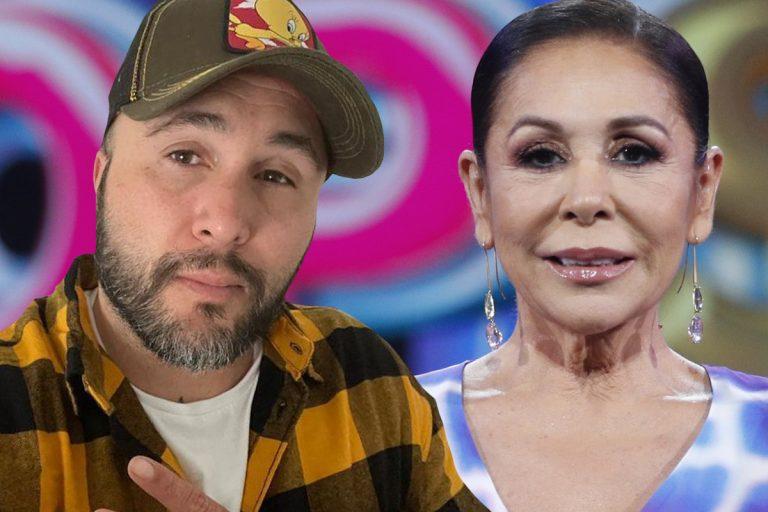Isabel Pantoja se desdice en su guerra abierta con Kiko Rivera