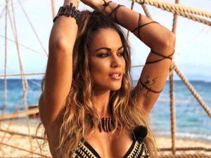 El sensual baile de Lara Álvarez que seduce a sus fans: así se lo pasa cuando no graba 'Supervivientes'