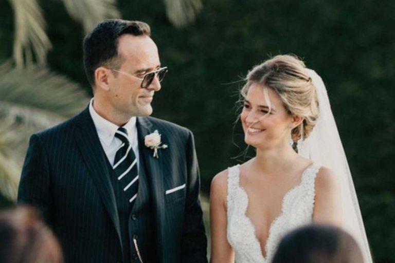 Risto Mejide y la felicitación a Laura Escanes por su aniversario de boda con la que hemos muerto de amor