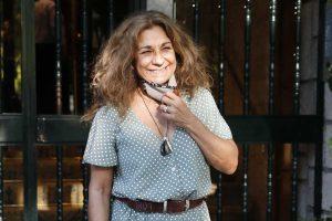 Lolita Flores celebra su cumpleaños envuelto en polémica