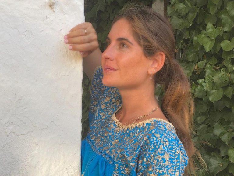 Lourdes Montes tiene la crema que deberías usar para los días de buen tiempo