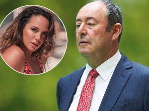 Luis Miguel Rodríguez insulta a Samira Jalil tras conocerse su inesperada amistad