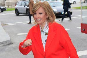 María Teresa Campos, dispuesta a todo por volver a televisión: ¿Prepara su salto a 'Viva la vida'?