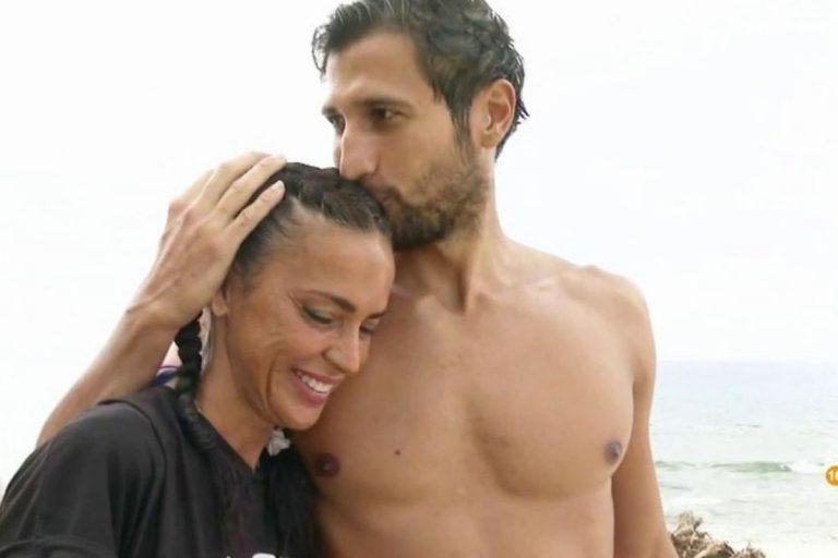 El gesto de Olga Moreno con Gianmarco Onestini con el que afianzan su amistad en 'Supervivientes'