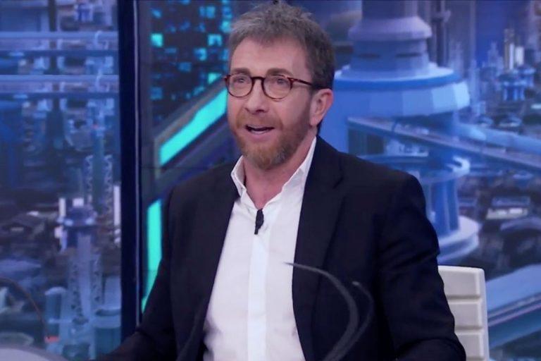 Pablo Motos se vacuna contra el Covid: «Me noto alegría»