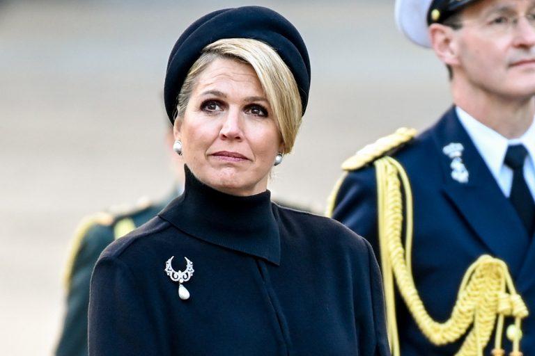Máxima de Holanda reaparece de luto por el Día del Recuerdo (y tras la muerte de su tío)