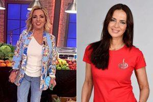 Carmen Borrego revela la única pregunta que haría a Olga Moreno