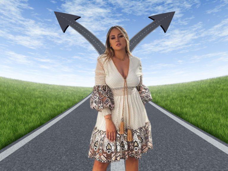 Rocío Flores, ante un gran dilema