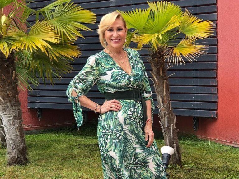 Rosa Benito arrasa con el vestido más favorecedor de la primavera
