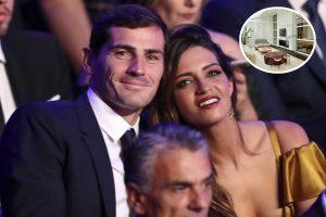 Todas las fotos de la casa de ensueño que Sara Carbonero e Iker Casillas han vendido en La Finca