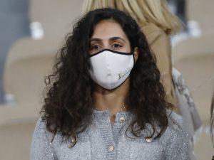 Xisca Perelló apoya en Roma a su marido, Rafa Nadal, con la blazer de Zara más bonita