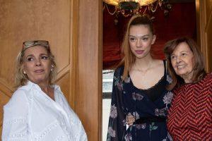 María Teresa Campos celebra su 80 cumpleaños arropada por su familia