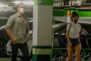Álex González y María Pedraza, tarde de spa y compras en medio de rumores sobre una posible relación