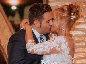 Belén Esteban saca a la luz imágenes nunca vistas de su boda con Miguel en su segundo aniversario