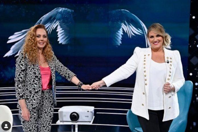 Rocío Carrasco, Carlota Corredera debate