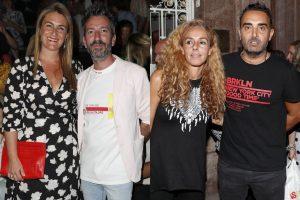 Rocío Carrasco y Fidel Albiac cenan con Carlota Corredera y David Valldeperas para celebrar su éxito