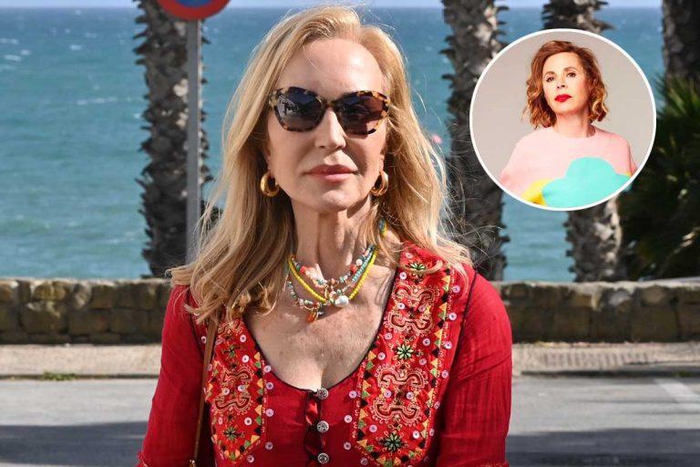 Carmen Lomana carga contra Ágatha Ruiz de la Prada: «Es lo más arrogante que conozco»
