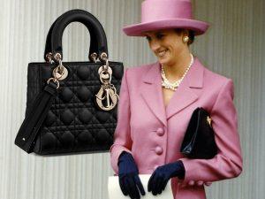 Lady Dior, el bolso favorito de Diana de Gales que hoy conquista a las celebrities