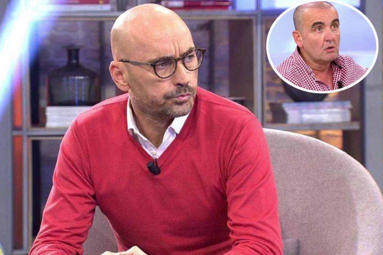 Diego Arrabal apoya a Antonio Montero tras sufrir la misma suerte al opinar sobre Rocío Carrasco