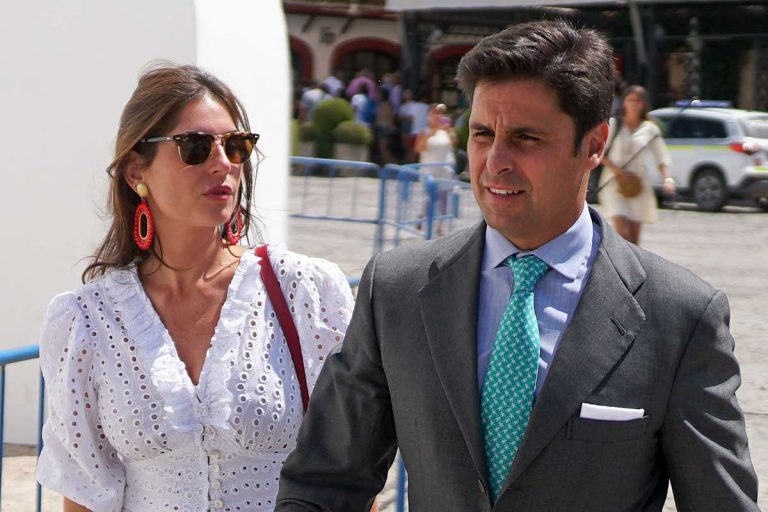 La inesperada muestra de amor de Fran Rivera a Lourdes Montes