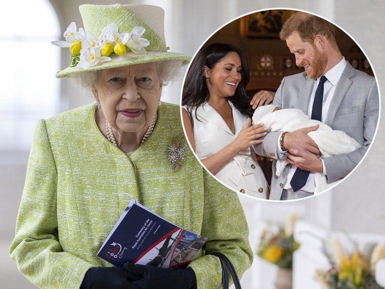 Nuevo lío en Buckingham: ¿Harry consultó o no a la reina antes de poner Lili a su hija?