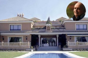 La casa de José Luis Moreno, destrozada tras el exhaustivo registro: «Han picado el suelo, paredes, tejado…»