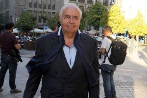José Luis Moreno: «Si me veo en prisión, será otra experiencia más»