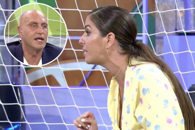 Kiko Matamoros llama «caradura» a Omar Sánchez y Anabel Pantoja estalla