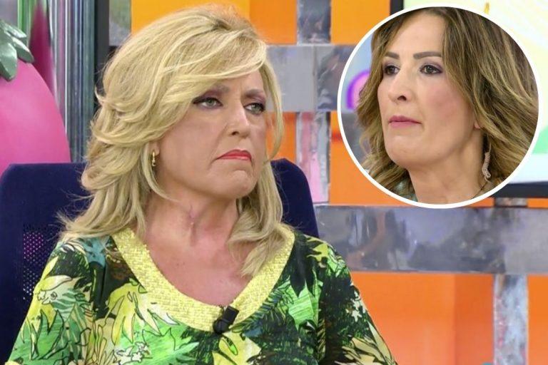 Lydia Lozano se hunde ante las críticas de Laura Fa por no pedir «perdón a Rocío Carrasco»
