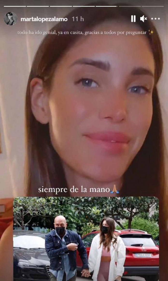 Marta López Kiko Matamoros