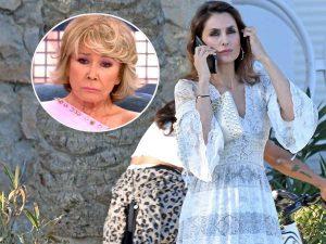 El detalle que ha mandado Paloma Cuevas al tanatorio para despedirse de Mila Ximénez