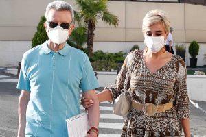 Ortega Cano reaparece tras su operación de corazón: así es su aspecto realmente