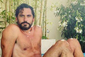 Fotos del día: Paco León se quita la ropa y protagoniza la imagen más viral